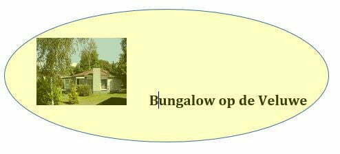 Vakantiehuisje op de Veluwe, Harderwijk Gelderland